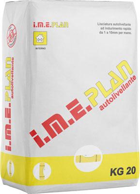 IMEPLAN malta autolivellante per bassi spessori prodotto da ime distribuito da cime srl COMMERCIO INDUSTRIA MATERIALI EDILI napoli e provincia ed in italia