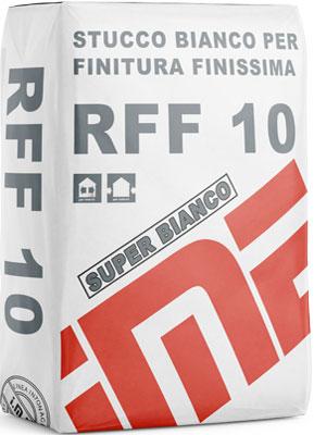 RFF10 stucco rasante bianco PER FINITURA FINISSIMA prodotto da ime distribuito da cime srl COMMERCIO INDUSTRIA MATERIALI EDILI napoli e provincia ed in italia