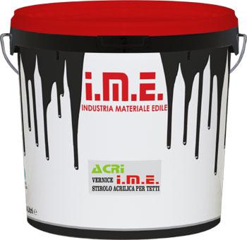 pittura ACRI-IME prodotto da ime distribuito da cime srl COMMERCIO INDUSTRIA MATERIALI EDILI napoli e provincia ed in italia