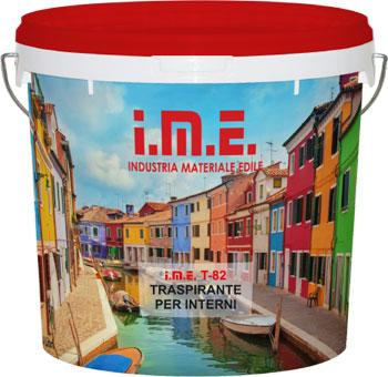 pittura IME-T82 prodotto da ime distribuito da cime srl COMMERCIO INDUSTRIA MATERIALI EDILI napoli e provincia ed in italia