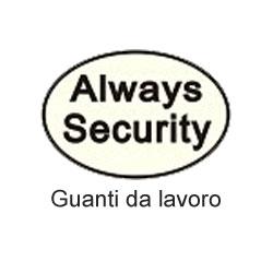 La cime srl commercializza tutti i prodotti di Always Security guanti da lavoro cime srl COMMERCIO INDUSTRIA MATERIALI EDILI napoli e provincia ed in italia