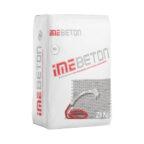 ImeBeton Betoncino fibrato per applicazione a spritz beton a base di cemento.